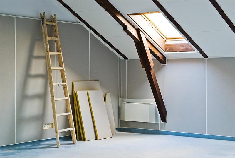 Remodeling Your Attic in Plymouth MI