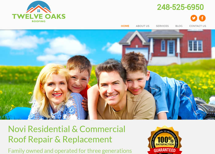Twelve Oaks Roofers