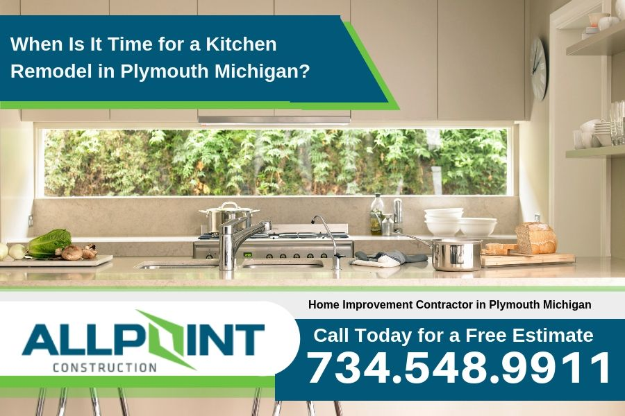 When Is It Time for a Kitchen Remodel in Plymouth Michigan?
