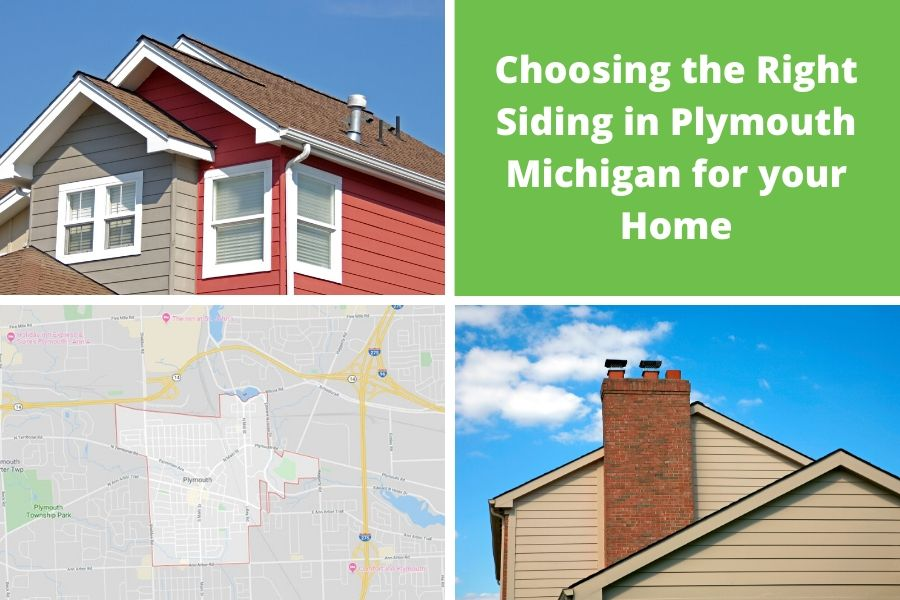 Choosing the Right Siding in Plymouth Michigan for your Home