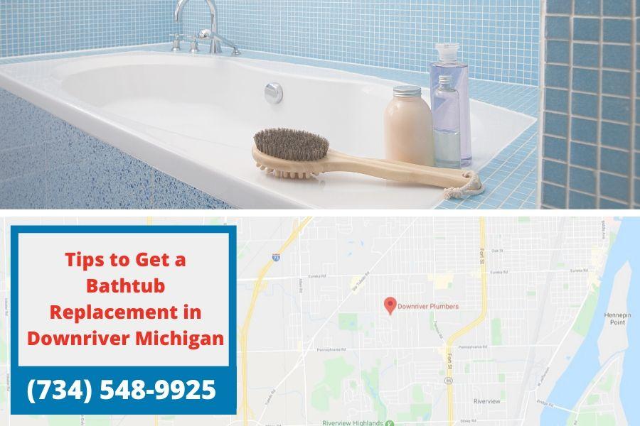 Bathtub Replacement in Downriver MI