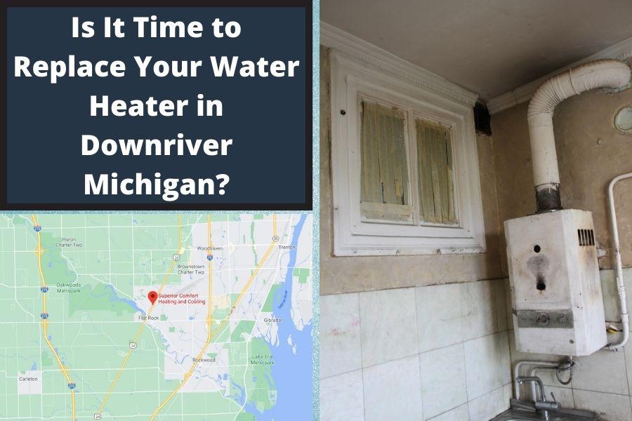 Water Heater Downriver MI