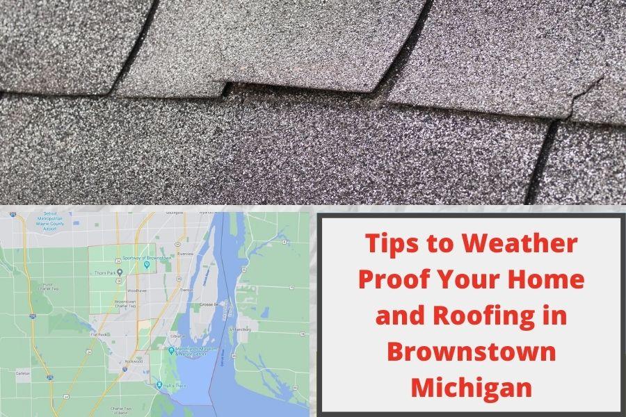 Roofing Brownstown MI