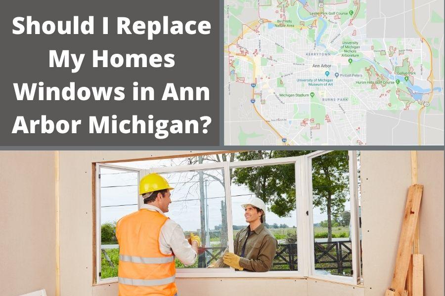 Home Windows in Ann Arbor MI