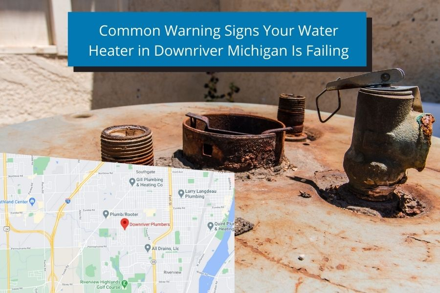 Water Heater Repair Downriver MI